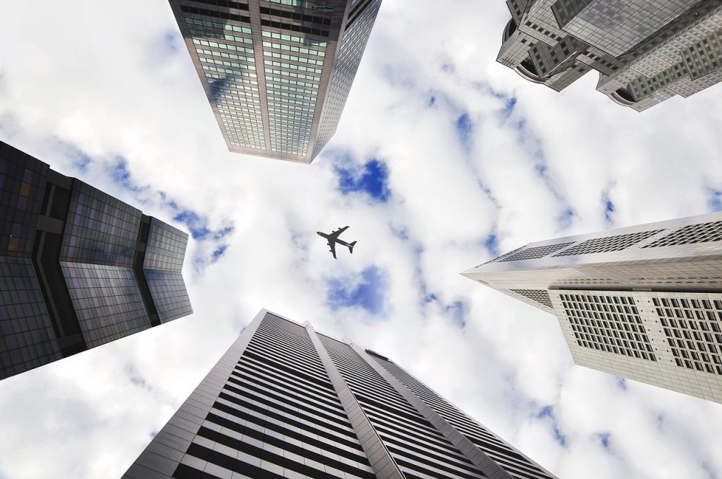 avión expatriados