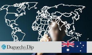 457 Visa Restriction to work in Australia