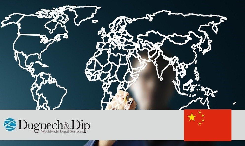 banderas china