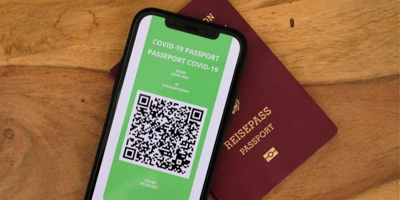 pasaporte sanitario